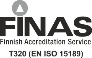FINAS accreditation symbol