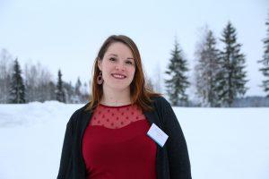 Photo of doctoral student Barbara Genocchi