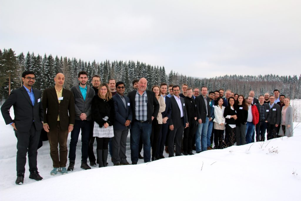 Participants of the BioMEP annual seminar 2018