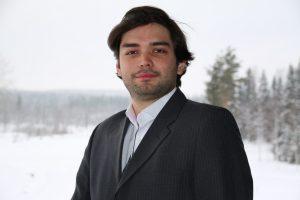 Photo of doctoral student Gustavo Orozco