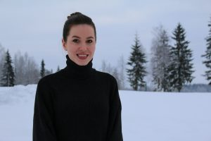 Photo of doctoral student Nataliia Martyniuk