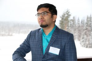 Photo of doctoral student Shuvashis Das Gupta