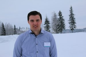 Photo of doctoral student Thomas Notermans