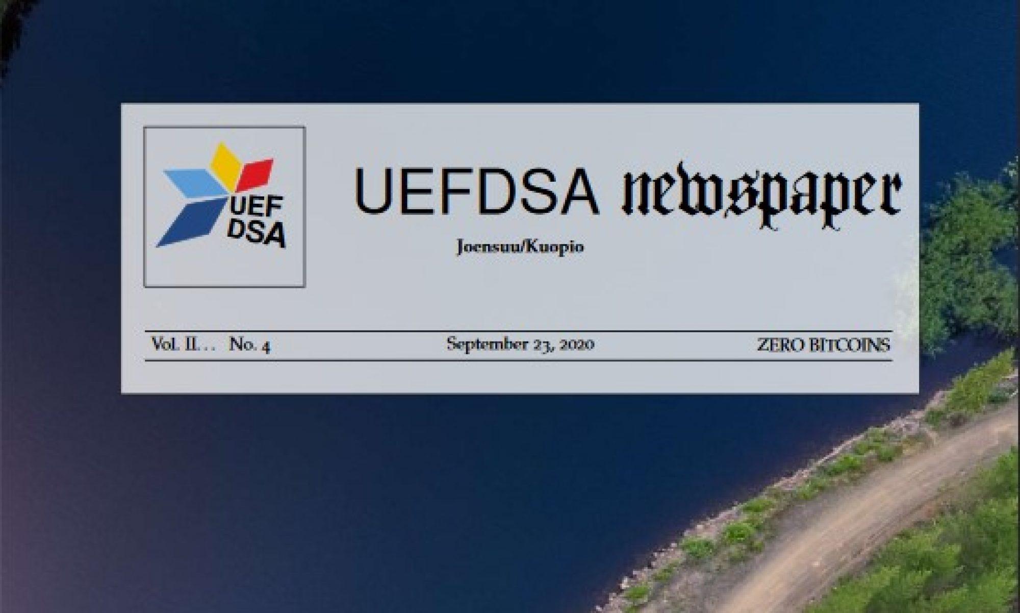 UEF Doctoral Student Association