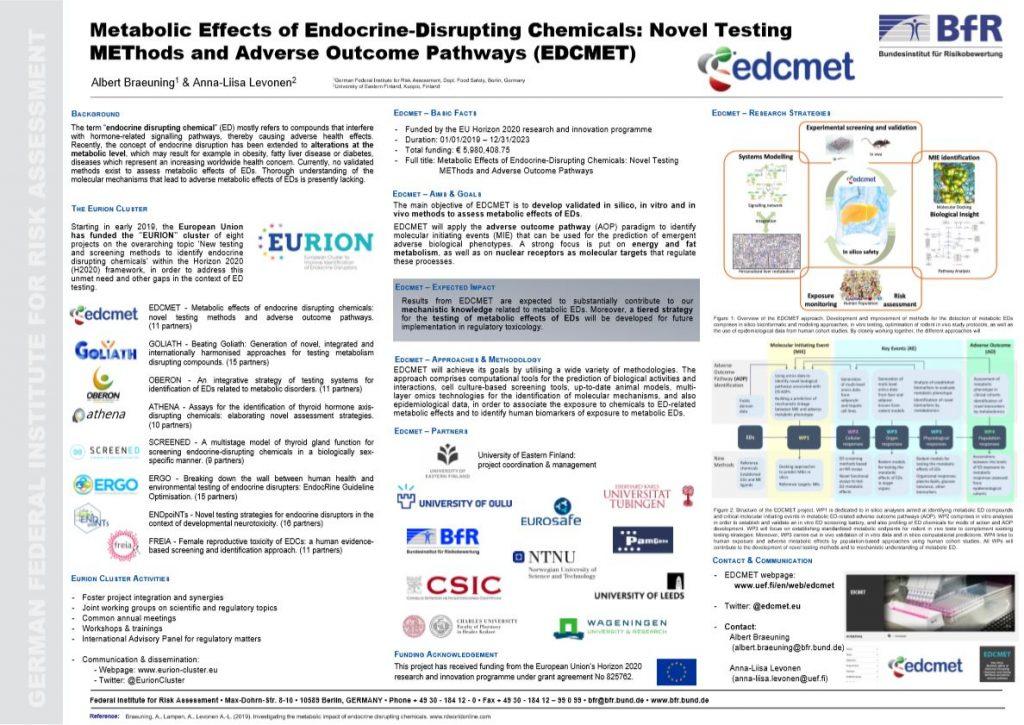 EDCMET poster