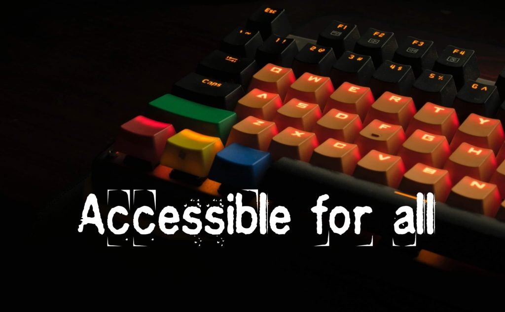 Accessible for all