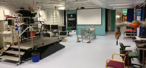 HUMEA laboratory space