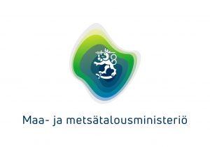 Maa- ja metsätalousministeriön logo